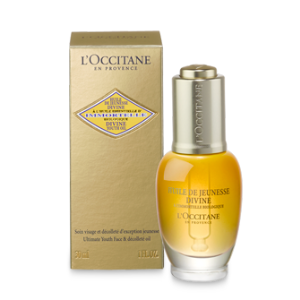 Anti-Aging Face Oil | L'Occitane Divine Youth Oil