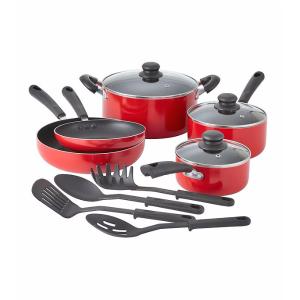 Chef's Quarters® 12-pc. Nonstick Cookware Set | Bon-Ton