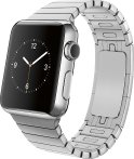 $249史低价!苹果Apple Watch 1代38mm 不锈钢表壳 + 全金属表链