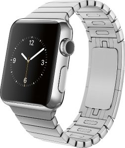 Apple Watch (first-generation) 38mm Stainless Steel Case - Link Bracelet