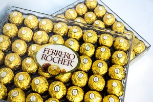$10.96 Ferrero Rocher, Hazlenut, 48 Count, 21.2oz