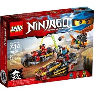 70600 LEGO Ninjago Ninja Bike Chase