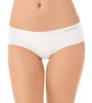 $13.27(reg.$30) Calvin Klein Women's Second Skin Hipster 3 Pack Panty