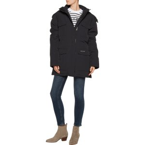 Constable shell down hooded parka | Canada Goose