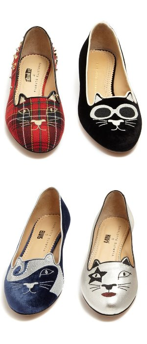 Up to 50% Off+Extra 10% offSale Items @ Charlotte Olympia Dealmoon Double 12 Exclusive
