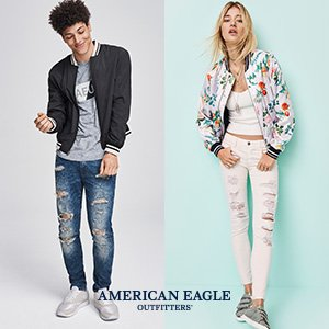 Up to 50% Off + Extra 10% OffAEO clearance @ American Eagle