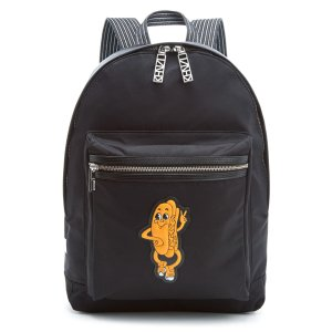 KENZO Men's Hotdog Backpack - Black - Free UK Delivery over £50