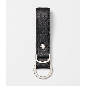 Barrow Leather Key Fob - JackSpade