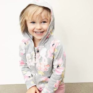 Extra 40% Off + Extra 10% OffBaby and Kid's Clothing @ Gap