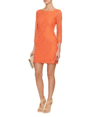 DIANE VON FURSTENBERG Zarita dress @ MATCHESFASHION.COM