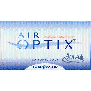Contact Lenses - Hassle Free & Quick Shipping - Air Optix Aqua