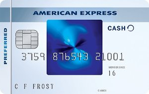 10% back at Amazon for the first six months with this card (up to $200). Terms Apply Blue Cash Preferred® Card from American Express