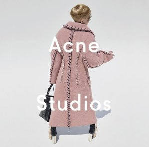 Up to 60% OffAcne Studios Sale @ Mytheresa