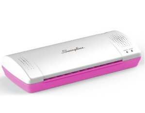 Up to 45% Off Swingline Laminator and Laminating Pouches @ Amazon.com
