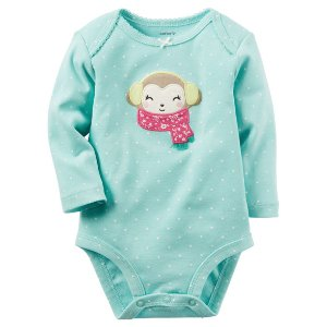 Baby Girl Mouse Collectible Bodysuit | Carters.com