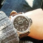 Panerai Luminor Marina 8 Days Titanio Men's Automatic Watch