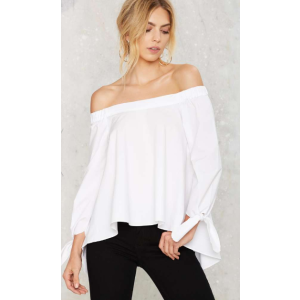 Go Around Off-the-Shoulder Top