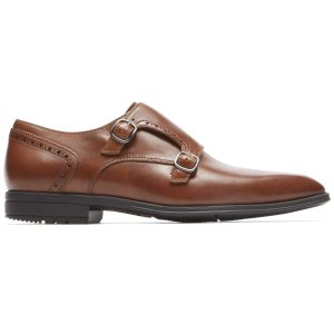 Fairwood Plaintoe Monk Strap | Rockport®