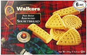 25% Off Walkers Shortbread @Amazon