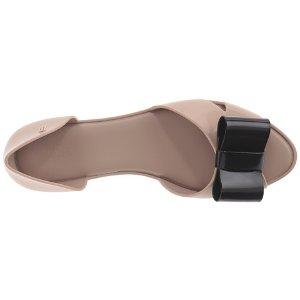 Melissa Shoes Seduction Brown/Black - 6pm.com