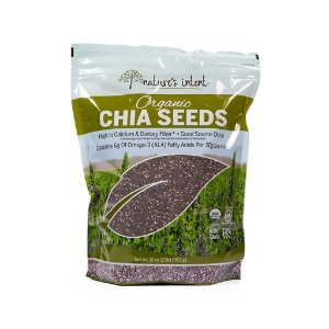 Nature's Intent Organic Chia Seeds 32 oz.