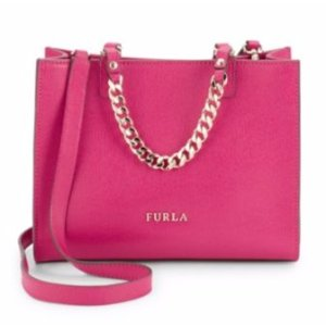 Furla Maggie Leather Crossbody Handbag