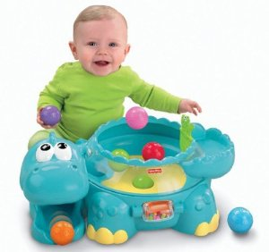 $17.59 Fisher-Price Go Baby Go Poppity-Pop Musical Dino
