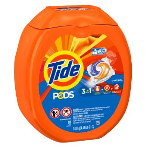 Tide Pods Laundry Detergent, Original, 81 Loads | Jet.com