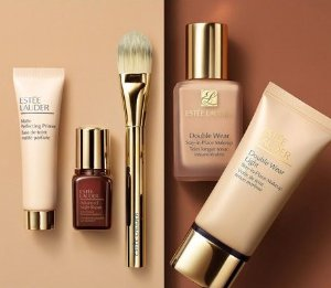 Free 8-piece gift with $45 Foundation Purchase @ Estee Lauder