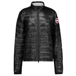 Hybridge Lite jersey-paneled quilted shell down jacket | Canada Goose | US | THE OUTNET