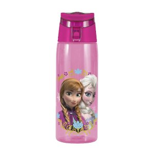Frozen Anna & Elsa Tritan Water Bottle, 25 ounce - Thermos - Toys