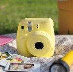 $51.49包邮 富士Fujifilm Instax Mini 8 迷你拍立得相机-黄色
