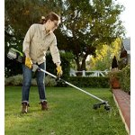 GreenWorks Pro ST80L210 80V 16-Inch Cordless String Trimmer, 2Ah Battery and Charger Included