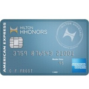 Earn 50,000 Hilton HHonors(TM) Bonus Points after Required Spend Hilton HHonors(TM) Card from American Express