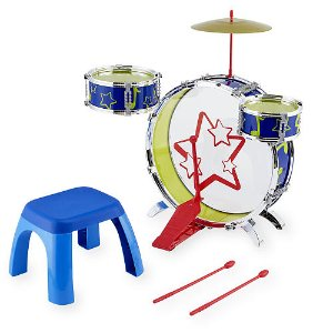 Bruin Big Beats Drum Set with Stool