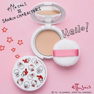 From $11.37 Ettusais X Sanrio Makeup Products @Amazon Japan