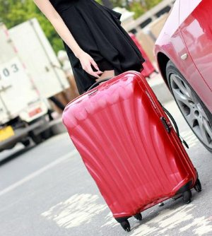 Samsonite Black Label Cosmolite Spinner 55/20