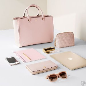Up to 30% Off + $25 Off on Every $100 Tory Burch Handbags Purchase @ Bloomingdales