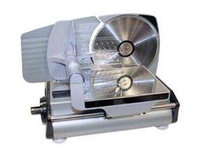 Sportsman 180 Watt 7.5 in. Electric Meat Slicer, Silver