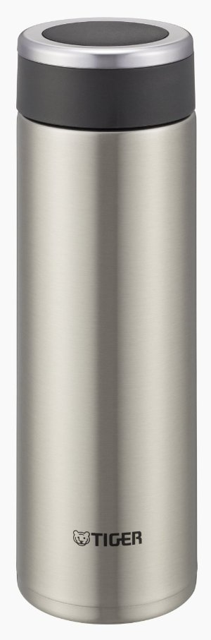 $16.79 Tiger MMW-A048-GL Stainless Steel Vacuum Insulated Travel Mug, 16-Ounce, Lime Green