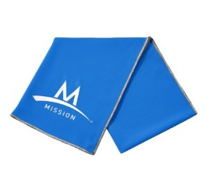 Mission Polyester Cooling Towel