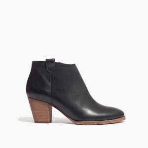 The Billie Boot in Leather
