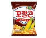 Korea Lotte snacks