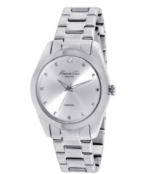 $55Kenneth Cole KC4947 Rock Out Women's Bracelet Watch