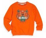 KENZO - Toddler's, Little Boy's & Boy's Tiger Icon Graphic Sweatshirt - saks.com