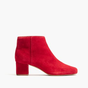 The Lucien Boot in Suede : AllProducts | Madewell