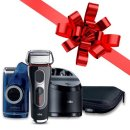 $110.55 Braun Series 5 5090cc Electric Shaver With Cleaning Center+ Bonus Mobile Shaver