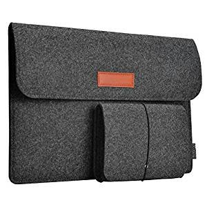 $5.99dodocool Laptop Sleeve 13.3-Inch with Mouse Pouch for Apple MacBook Pro, MacBook Air