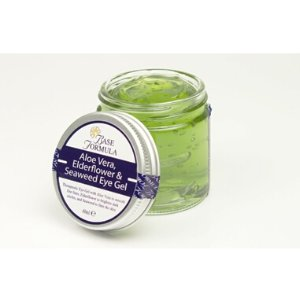 Aloe Vera, Elderflower & Seaweed Eye Gel to reduce signs of ageing