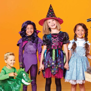 $5 Off $25 or $10 Off $40 Everything for Halloween Sale @ Target.com